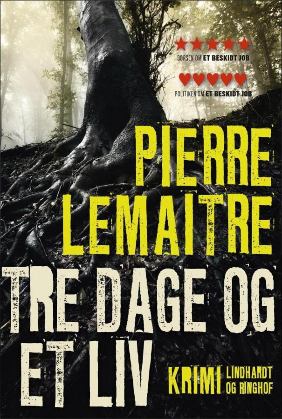 Bente anbefaler Pierre Lematre