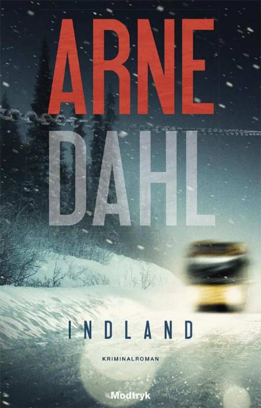 Bettina anbefaler Indland af Arne Dahl