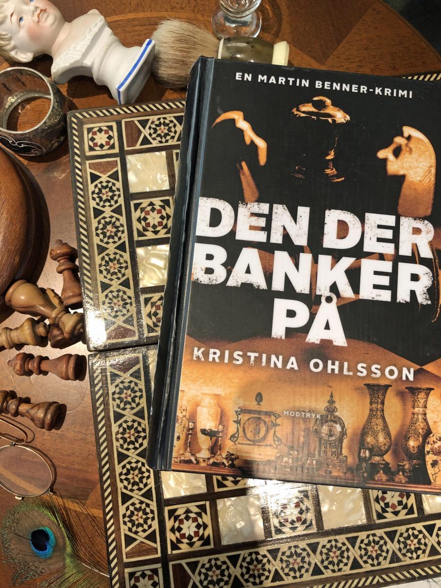 Den der banker på af Kristina Ohlsson